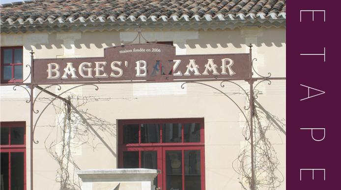 Médoc etape bages <!  :fr  >2 Bages<!  :  ><!  :en  >2 Bages<!  :  >