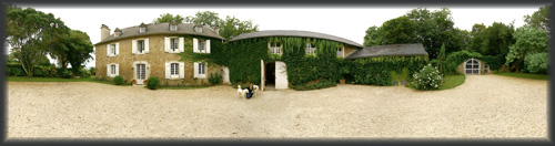 Domaine de Souch 0011 <!  :fr  >De Pau à Saliès de Béarn<!  :  ><!  :en  >From Pau to Salies de Bearn<!  :  >